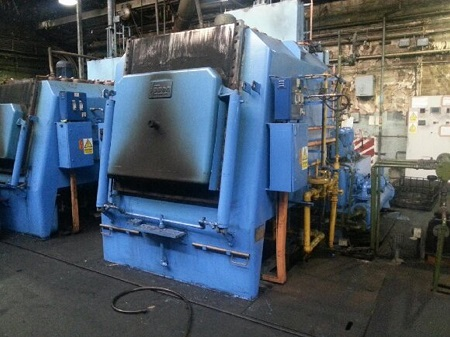 Used Heat Treatment Furnace Equipment For Sale